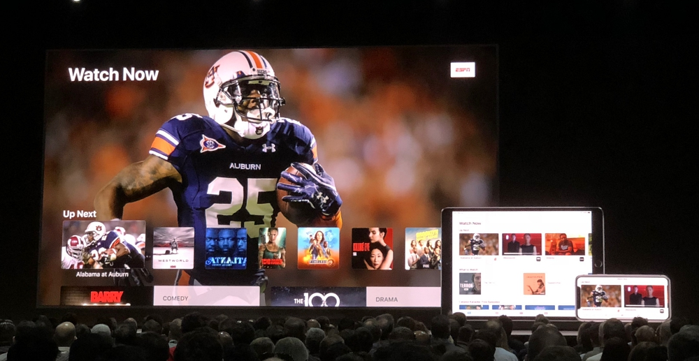 tvOS 12 打造家庭劇院,支援 4K HDR 影片、提供杜比全景聲音效