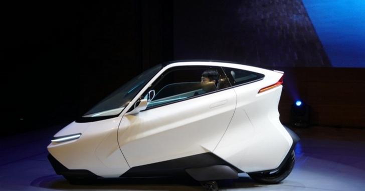 中國車廠打造兩輪汽車,預計2020年上市 可提升道路利用率並節約能源