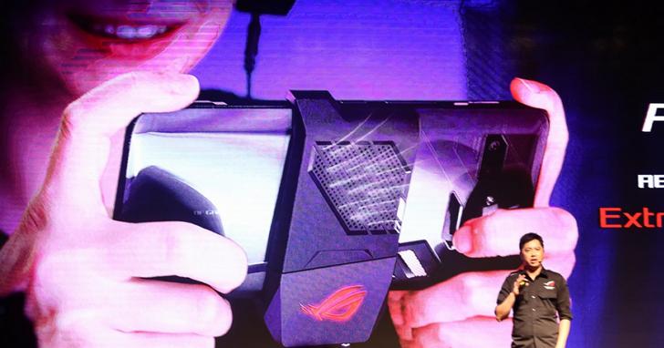 (舊文回顧)前有Razer Phone、黑鯊,為何還敢在此時推電競手機ROG Phone?華碩表示: 因為「要贏」