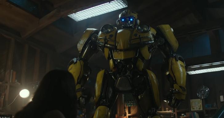 「大黃蜂」獨立電影預告曝光,能拯救被玩爛的變形金剛正傳系列嗎?