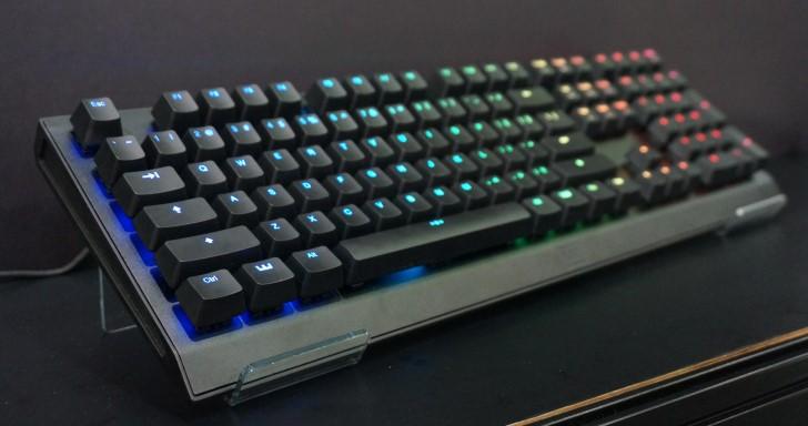 Computex 2018:Adomax與Wooting合力打造Wooting Two第2代類比鍵盤,還有光觸發滑鼠按鍵與磁動滾輪