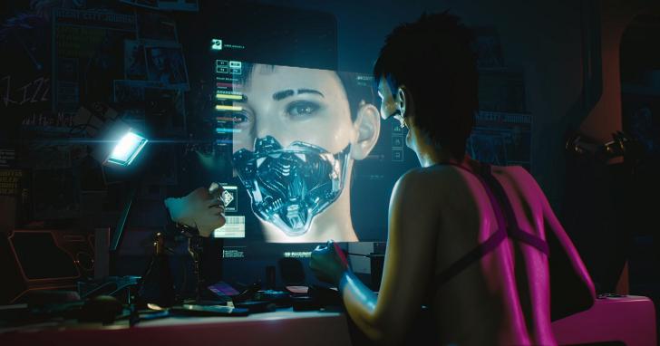 玩家等到快發狂的《Cyberpunk 2077》新預告片令人驚嘆,其中居然還藏有天大彩蛋!