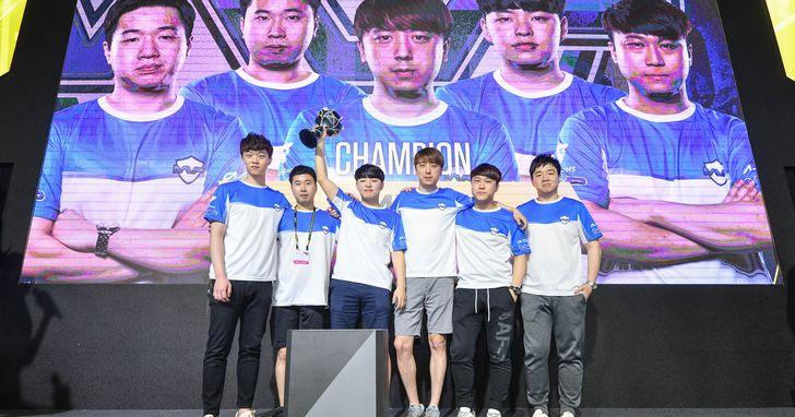 ZOTAC CUP MASTERS亞洲區決賽冠軍出爐,韓國隊MVP PK殺入總決賽爭奪30萬美元總獎金