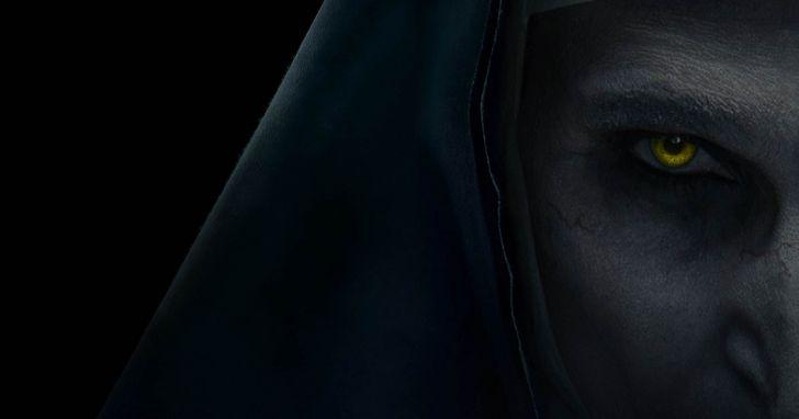 《鬼修女》首支中文官方預告,今年9月祈求寬恕