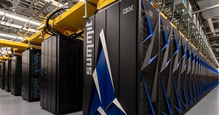 NVIDIA宣布推出超級電腦Summit,首部超越exaop門檻的AI系統