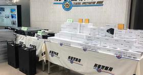 刑事局攻破「千尋」台灣機房,查扣非法千尋機上盒、逮捕六名軟、硬體商