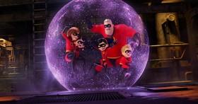 《超人特攻隊2》北美上映,3天54億破動畫紀錄