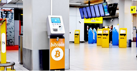 荷蘭機場進駐「比特幣 ATM」,支援將歐元兌換成比特幣和以太幣