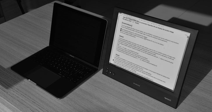 Dasung電子紙螢幕再升級,Paperlike 3解析度高達2200 x 1650