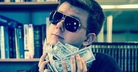 輟學青年Erik Finman:年僅19歲的比特幣百萬富翁,看似炫富的每一張照片都是來自他的心機