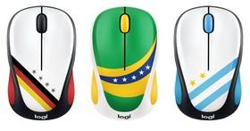足球迷們注意!羅技聯手 7-11 推出六款經典足球國家滑鼠,集點就能加價購
