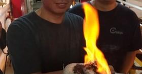 台灣海域首度發現「可燃冰」! 自產能源新希望!