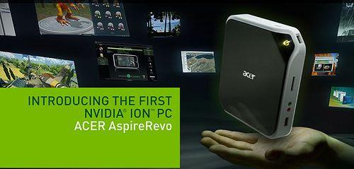 終於等到妳之Acer AspireRevo