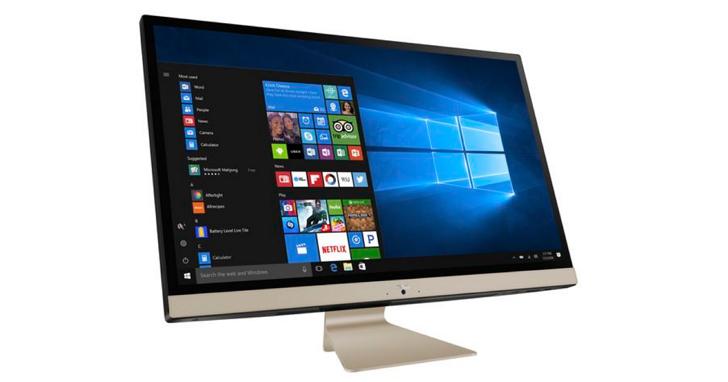 華碩整合式全功能電腦Vivo AiO V272U上市,提供一體式支架設計及HDMI輸入功能