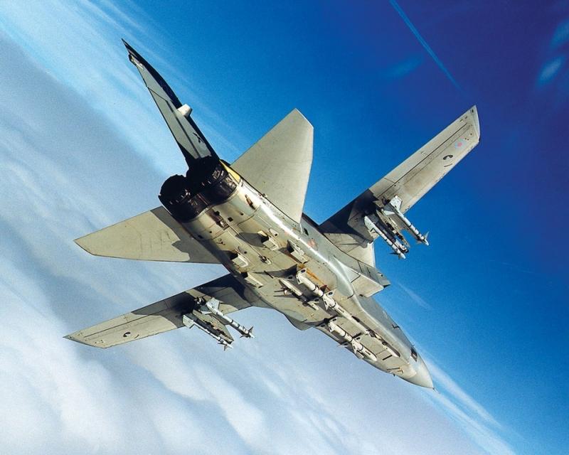 想體驗英國皇家空軍Tornado戰機飛行員?這裡可以幫你圓夢