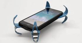 害怕手機不小心掉地上?來看看這個內含「安全氣囊」的手機殼吧