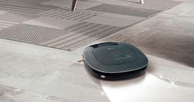 可用 LINE 遙控的 LG 拖地機器人登台,一次完成家中地板清潔