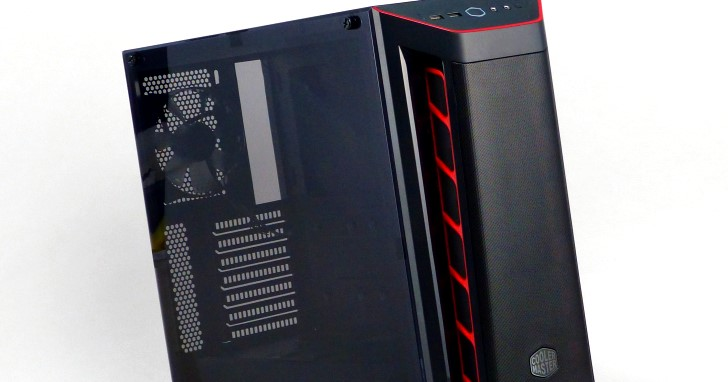 超值、穩定、外觀、散熱多方兼顧,Cooler Master MasterBox MB511 機殼深度評測