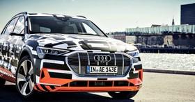 以後開車沒有死角了!Audi e-tron「虛擬後視鏡」首度登場