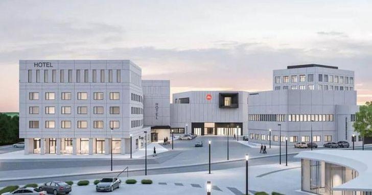 全球第一間「可樂標」飯店開幕,可以到 Leica 的故鄉充值信仰了