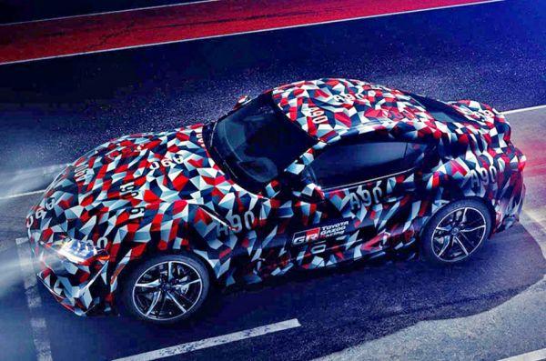 這次真的要「亮相」了嗎?Toyota Supra 預告將於 Goodwood Festival of Speed 公開現身!