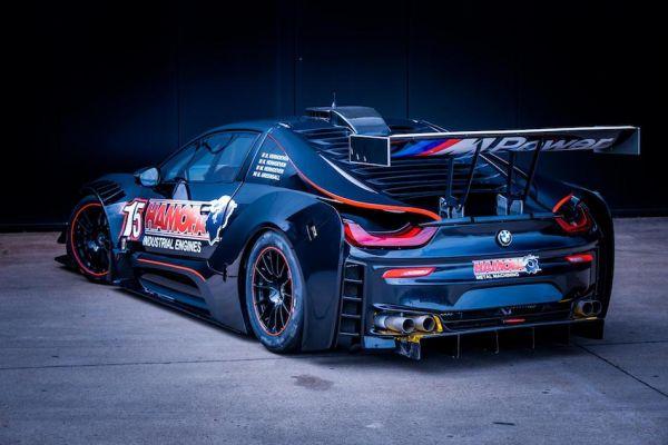 最強 BMW i8 駕到?S65 4.0L V8 強心植入,Hamofa 打造 i8 GTR 征戰 GTE 耐久賽事!