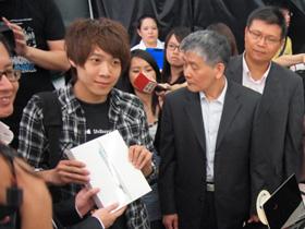 iPad 2 台灣開賣,T客邦現場直擊