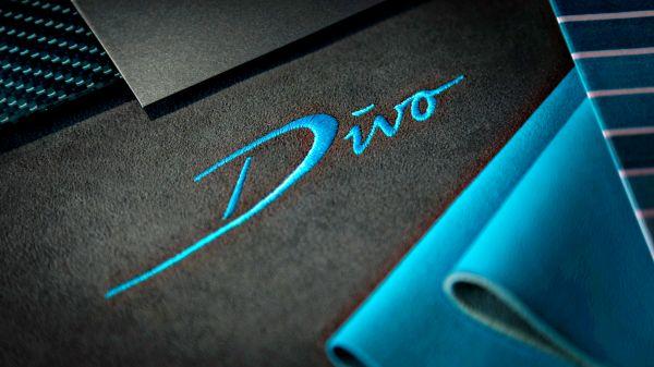 別再說我只會跑直線!Bugatti Chiron Divo「賽道版」開價 1.75 億!