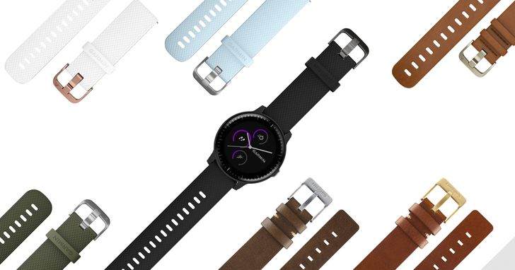 整合運動、音樂和行動支付,Garmin 打造 vivoactive 3 Music 音樂智慧腕錶