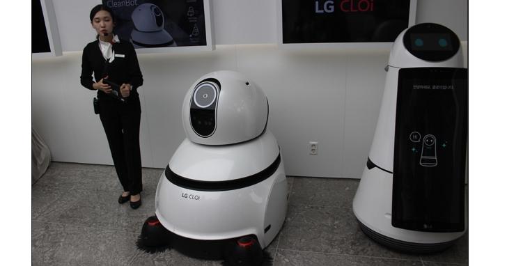 發展AI智慧企業,這些是LG在韓國推出的商用以及家用機器人生力軍
