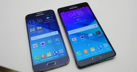 旗艦手機越來越像,傳三星考慮將Galaxy S Plus、Note系列合併