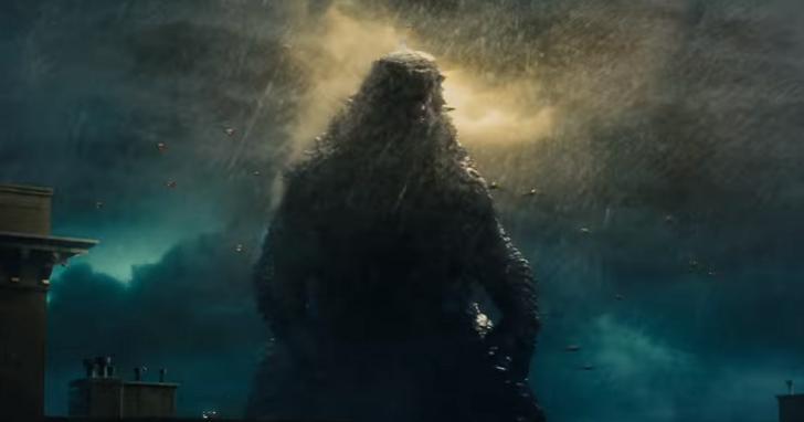 《哥吉拉:怪獸之王》首隻預告釋出,好萊塢這次終於拍出哥吉拉的霸王色
