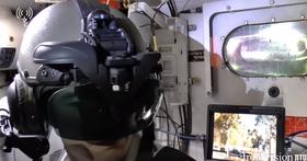 人工智慧加上VR頭盔,以色列推出的 Merkava Mk 4 Barak 坦克讓駕駛能360即時觀察外面情境