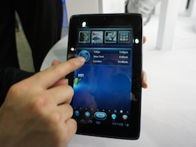 Computex 2011:ViewPad 7x 現身,首台7吋 Android 3.0 平板