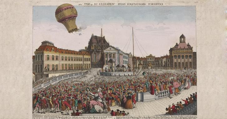 人類曾相信熱氣球可以改變世界,但最終發現它沒啥用