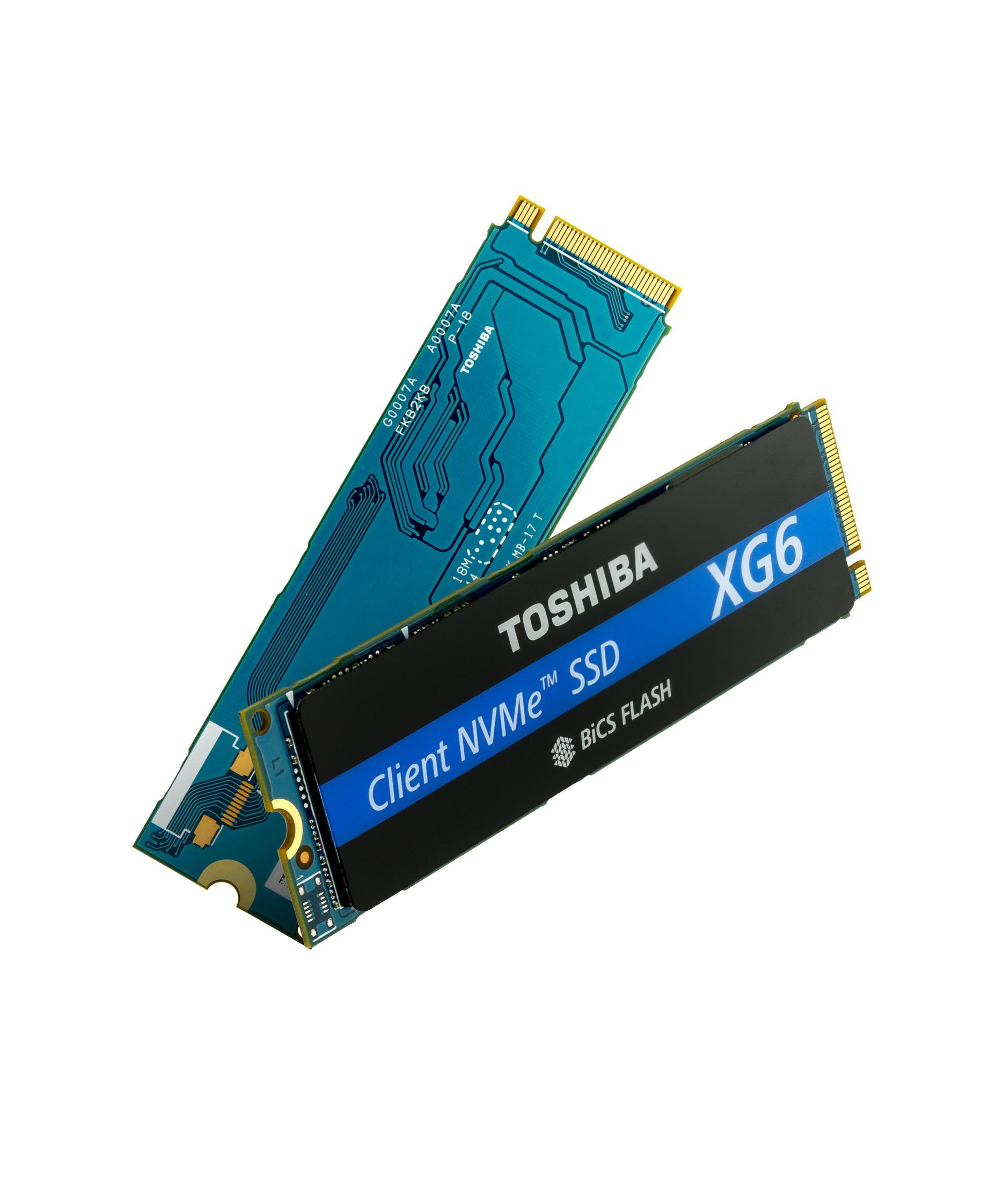 東芝記憶體公司發布業界首款採用 96 層 3D 快閃記憶體的 SSD
