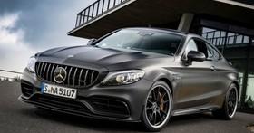 導入 9 段「AMG Traction Control」循跡控制,Mercedes-AMGC63 S 小改款「四車型」齊發!