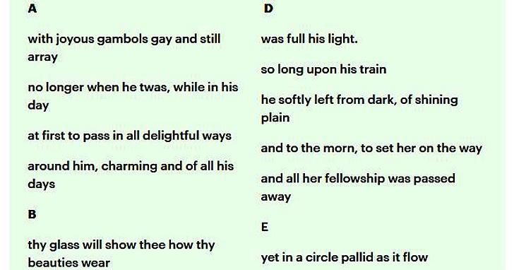 IBM 新型 AI 能作詩,來有望媲美莎士比亞