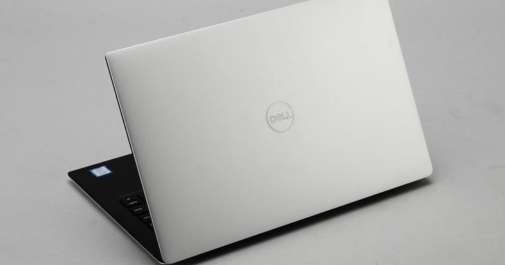 Dell XPS 13 評測:極致窄邊框設計,13.3 吋螢幕只有 11 吋筆電大小