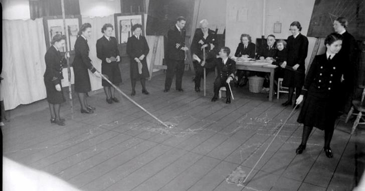 二戰時戰術組一群女孩用兵棋遊戲,讓納粹潛艇傷亡高達75%