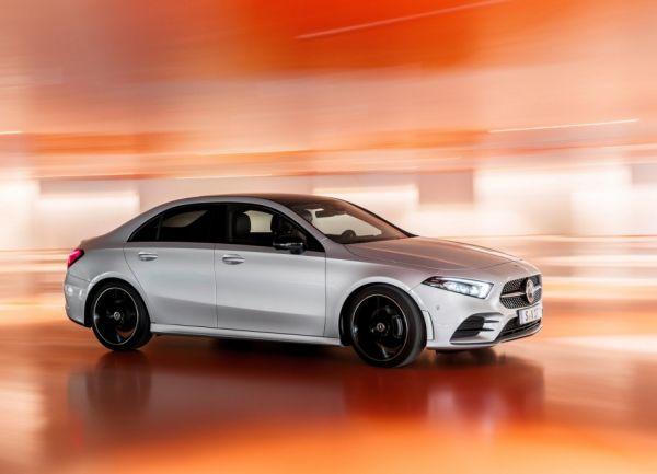 這不是 CLA!Mercedes-Benz 全新 A-Class Sedan 正式登場