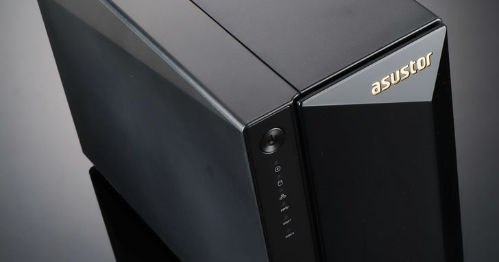 Asustor AS4002T- 搭載10G網路接口,頻寬更加倍