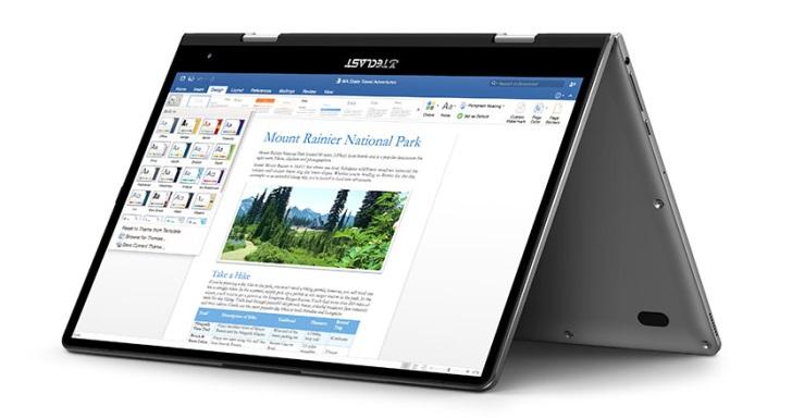 11.6吋的Teclast F5 翻轉筆電僅重1.08公斤,iPad價格就能打包帶走