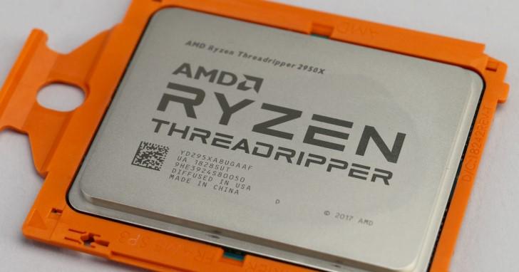 換裝 12nm 與 Zen+,AMD 第二代 Ryzen Threadripper 2950X 效能測試