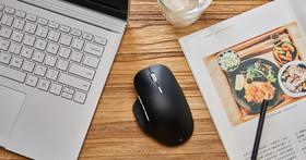 微軟精準滑鼠動手玩:為專業人士量身打造的手感之作!