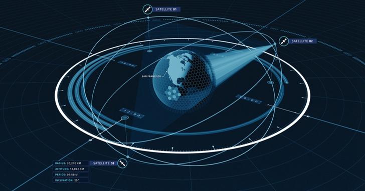 3顆衛星覆蓋全球,這家美國新創公司想打造太空行動網路 | T客邦