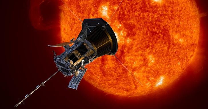 人類離太陽最近的一次探險啟程!探日太空船帕克成功發射