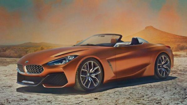 精緻有型,BMW 新一代 Z4 實車照曝光,新車確定「八月底」圓石灘車展亮相!