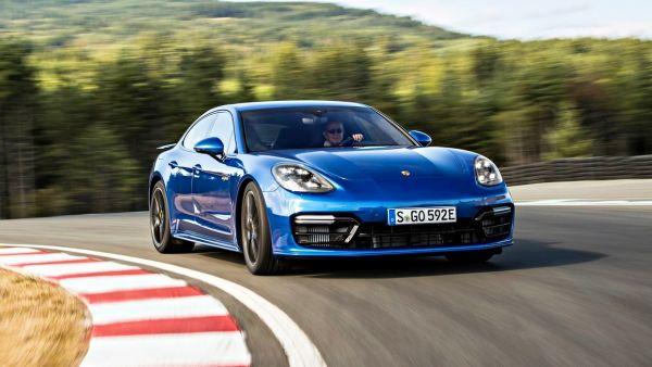 最速四門 Hybrid 獵跑參上!Porsche Panamera Turbo S E-Hybrid 狂破六座賽道紀錄