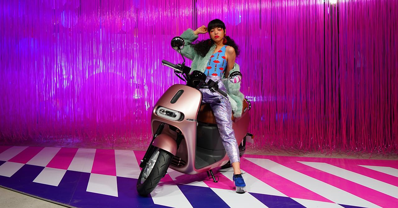少女心大爆發,Gogoro 推出的第 17 種顏色車款:Gogoro 2 Delight 粉紅突襲新色上市